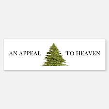 An Appeal To Heaven Flag Bumper Bumper Bumper Sticker