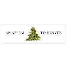 An Appeal To Heaven Flag Bumper Bumper Sticker