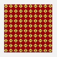 FIRETRUCKS Tile Coaster