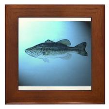 fish 3 Framed Tile
