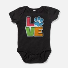 Puppy Love II Baby Bodysuit