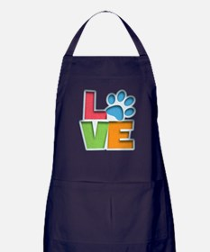 Puppy Love II Apron (dark)