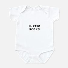 El Paso Rocks Infant Bodysuit