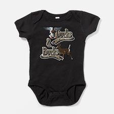 Duckies Baby Bodysuit