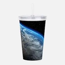 EARTH ORBIT Acrylic Double-wall Tumbler