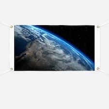 EARTH ORBIT Banner