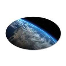 EARTH ORBIT Wall Decal