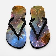 EAGLE NEBULA Flip Flops