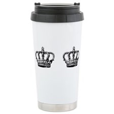 Unique Black queen Travel Mug