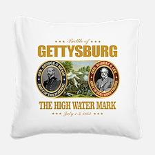 Gettysburg (FH2) Square Canvas Pillow