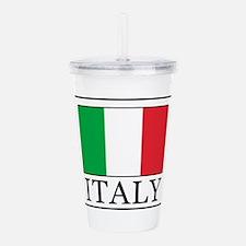 Italy Acrylic Double-wall Tumbler