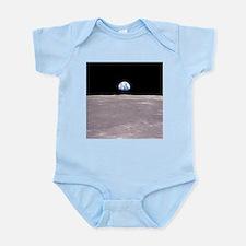 Apollo 11Earthrise Body Suit