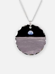 Apollo 11Earthrise Necklace