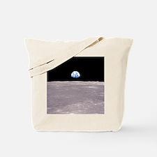 Apollo 11Earthrise Tote Bag