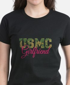 Unique Marines girlfriend Tee