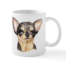 B&T Chihuahua Bust Mug