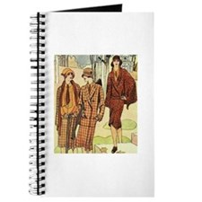 1920s Women Hunting Fashion Journal