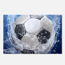 Ball Splash Postcards (Package of 8)