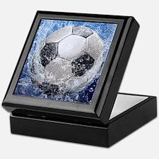 Ball Splash Keepsake Box