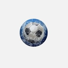 Ball Splash Mini Button