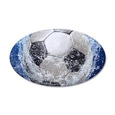 Ball Splash Wall Sticker