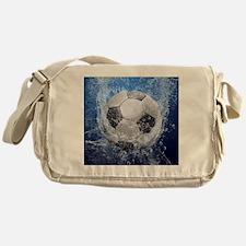 Ball Splash Messenger Bag