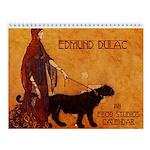 Edmund Dulac Wall Calendar