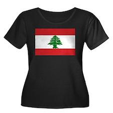 Lebanese Flag T