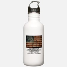 Defining Forces Water Bottle