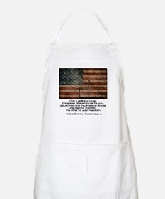 Defining Forces Apron