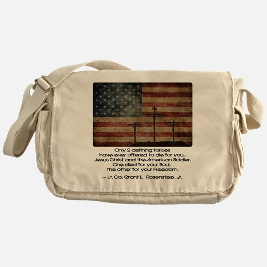 Defining Forces Messenger Bag
