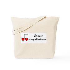 SLYDERSONGS Tote Bag