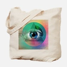 All Seeing Eye Tote Bag