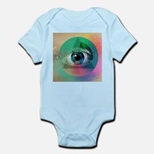 All Seeing Eye Body Suit