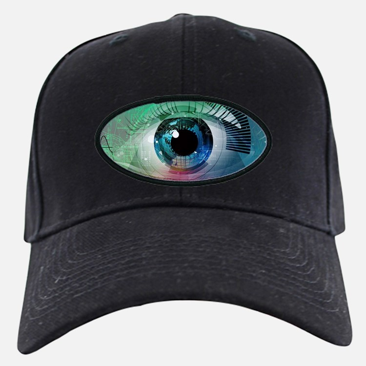 All Seeing Eye Baseball Cap