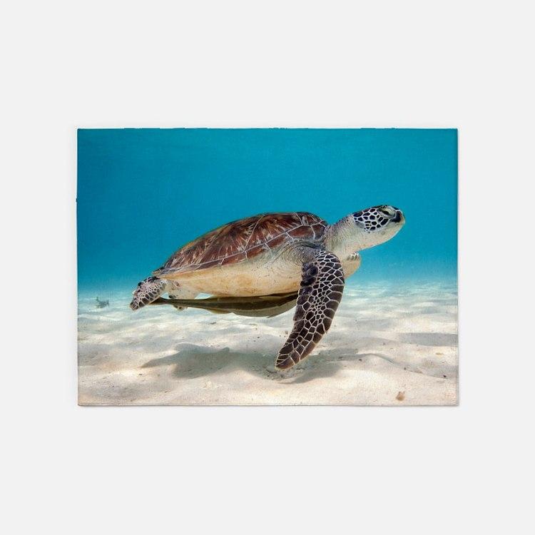 Sea Turtle Rugs, Sea Turtle Area Rugs