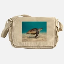 Sea Turtle Messenger Bag