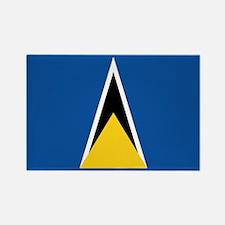 Saint Lucia Magnets