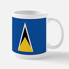 Saint Lucia Mugs