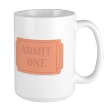 Admission Ticket Mugs