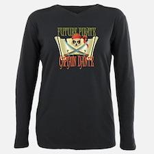 PirateDante.png Plus Size Long Sleeve Tee