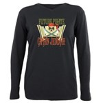 PirateJEDIDIAH.png Plus Size Long Sleeve Tee