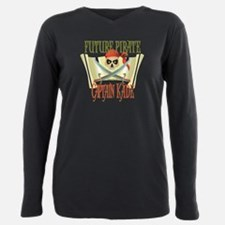 PirateKADE.png Plus Size Long Sleeve Tee