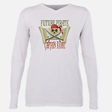 PirateKobe.png Plus Size Long Sleeve Tee