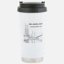 Bar Harbor Schooner Travel Mug