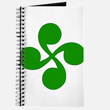 Cute Irish cross Journal