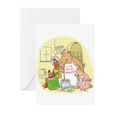 Cute Vegan Greeting Cards (Pk of 20)