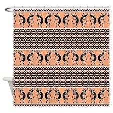 Southwest Kokopelli Shower Curtain