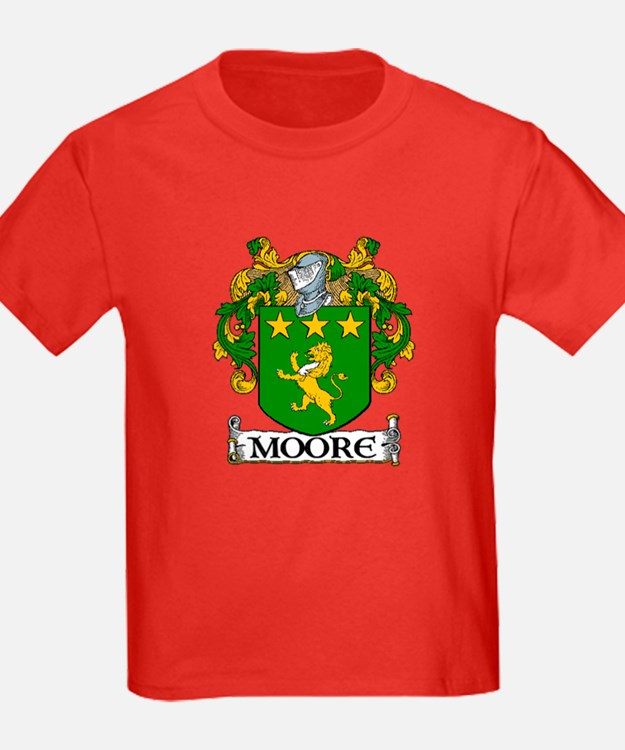 Moore Coat of Arms T