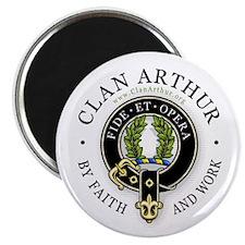 "Clan Arthur 2.25"" Magnet (10 pack)"